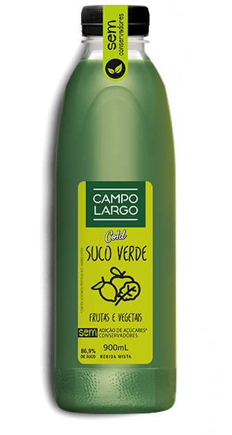 Suco Verde Cold
